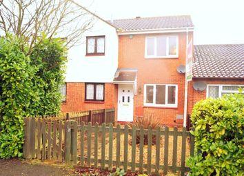 Thumbnail 2 bed property to rent in Challacombe, Furzton, Milton Keynes