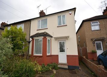 Thumbnail 3 bed semi-detached house to rent in Goldlay Gardens, Chelmsford, Essex