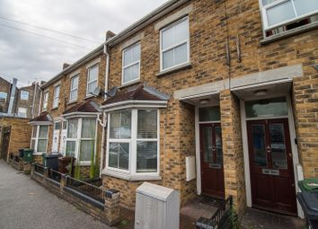 Thumbnail 4 bed terraced house for sale in Sidmouth Road, London