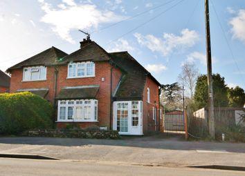Send Barns Lane, Send, Woking GU23. 3 bed semi-detached house