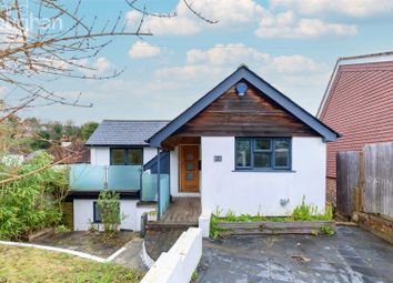 Thumbnail 4 bed detached house for sale in Hillside Way, Withdean, Brighton