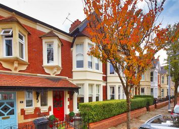 Thumbnail 3 bed property for sale in Stallcourt Avenue, Roath, Cardiff