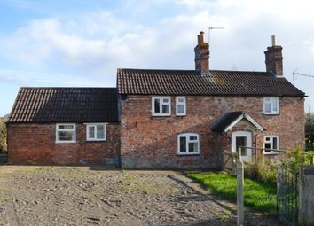 Thumbnail 3 bed cottage to rent in Muston Lane, Barrowby Stenwith, Grantham