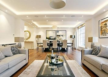 Thumbnail 3 bed flat for sale in South Audley Street, London