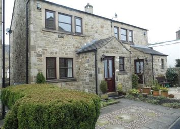 Thumbnail 2 bed town house to rent in Chapel Court, Gargrave, Skipton