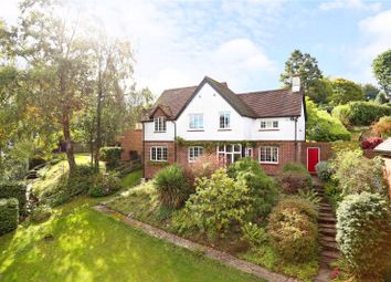 Thumbnail 5 bedroom detached house for sale in College Hill, Haslemere, Surrey