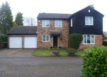 Thumbnail 4 bedroom property for sale in Bourdillon Close, Fenstanton, Huntingdon