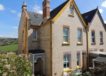 Thumbnail 5 bed semi-detached house for sale in Chambercombe Park Road, Ilfracombe