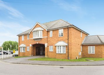 Thumbnail 1 bed flat for sale in Station Approach, Chessington Road, West Ewell, Epsom