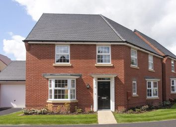 Thumbnail 4 bed detached house for sale in The Ashtree, Drayton Meadows, Market Drayton