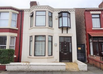 Thumbnail 3 bedroom terraced house for sale in Cornice Road, Liverpool