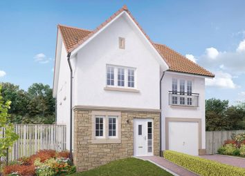 "Thumbnail 4 bed detached house for sale in ""The Harris"" at Roman Road, Balfron, Glasgow"