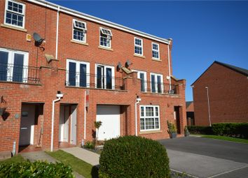 Thumbnail 4 bedroom town house for sale in St. Hilaire Walk, Leeds, West Yorkshire