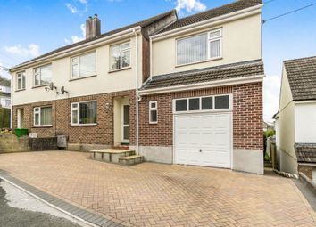 Thumbnail 5 bed semi-detached house for sale in Maidenwell Road, Plympton, Plymouth