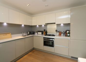 Thumbnail 2 bed flat to rent in Napoleon Lane, London