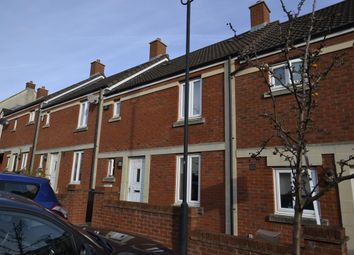 Thumbnail 3 bedroom terraced house for sale in Trubshaw Close, Horfield, Bristol