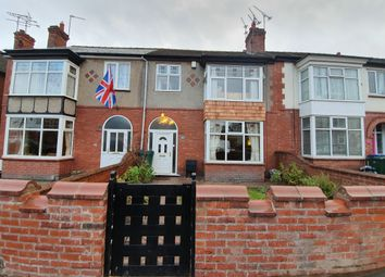 3 bed terraced house for sale in Osborne Road, Doncaster DN2