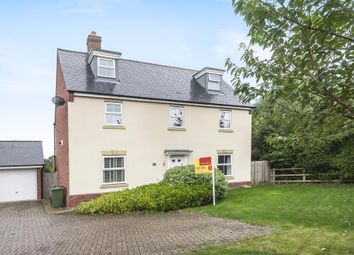 Thumbnail 5 bed detached house for sale in Kington, Herefordshire