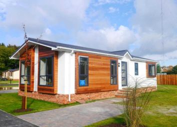 Thumbnail 2 bed mobile/park home for sale in St Oswald`S Road, Fulford, York
