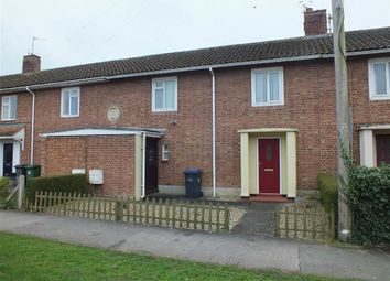 Thumbnail 3 bed terraced house for sale in Queens Road, Westbury, Wiltshire