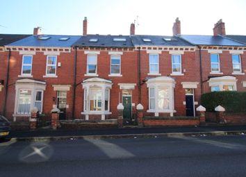 Thumbnail 6 bed terraced house for sale in Cartington Terrace, Heaton