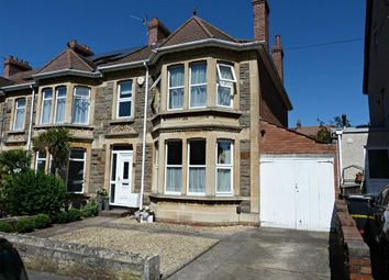 Thumbnail 4 bed end terrace house for sale in Norton Road, Knowle, Bristol