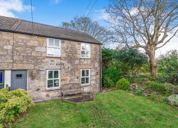 Thumbnail 3 bed end terrace house for sale in Madron, Penzance, Cornwall