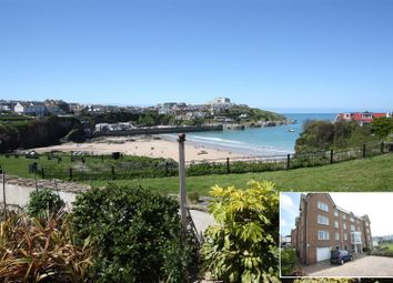 Thumbnail 2 bed flat for sale in Penhaven Court, Newquay