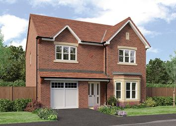 "Thumbnail 4 bedroom detached house for sale in ""Crompton"" at Radbourne Lane, Derby"