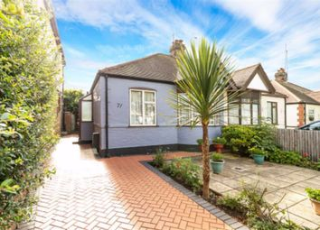 Thumbnail Semi-detached bungalow for sale in College Gardens, Chingford, London
