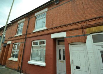 Thumbnail 3 bed terraced house for sale in Lyme Road, Leicester