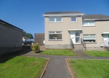 Thumbnail 3 bed end terrace house for sale in Calder Grove, Motherwell