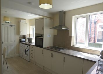 Thumbnail 1 bed flat to rent in St. Peters Avenue, Kettering