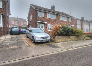 Thumbnail 3 bed semi-detached house for sale in Knoll Park, East Ardsley, Wakefield
