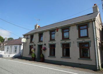 Pub/bar for sale in Llanybydder, Carmarthenshire SA40