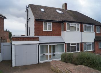 Thumbnail 5 bed semi-detached house to rent in Chandos Avenue, Southgate