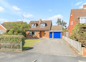 Thumbnail 4 bed detached house for sale in Carde Close, Hertford