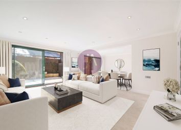 Regents Mews, Langford Place, St John's Wood NW8. 3 bed mews house for sale