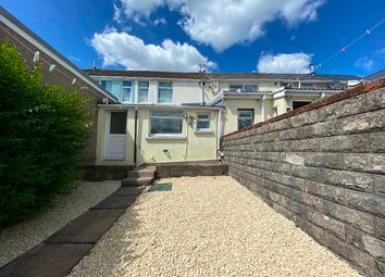 Thumbnail 2 bed terraced house for sale in Park View, Tredegar