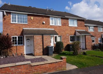 Thumbnail 2 bed town house for sale in Lulworth Court, Nottingham