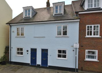 Thumbnail 3 bed terraced house to rent in West Street, Faversham