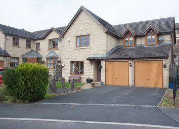 Thumbnail 4 bed detached house for sale in Seven Acres, Denholme, Bradford