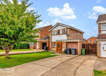 Thumbnail 3 bed detached house for sale in Martin Way, Calne, Wiltshire
