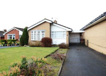 Thumbnail 2 bed detached bungalow for sale in Clyde Avenue, Biddulph
