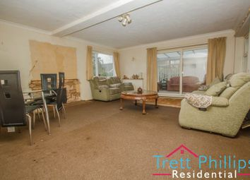 Thumbnail 2 bed semi-detached bungalow for sale in St. Margarets Close, Upton, Norwich