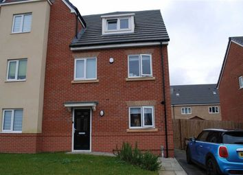 Thumbnail 3 bedroom semi-detached house to rent in Martindale Crescent, Middleton, Manchester