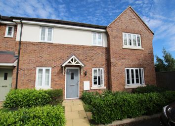 Thumbnail 2 bed flat for sale in Clayton Gardens, Hatton, Derby