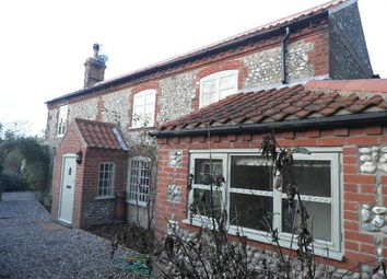 Thumbnail 3 bedroom property to rent in The Hill, Walsingham