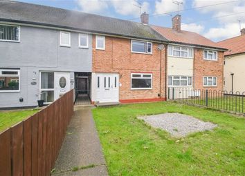 Thumbnail 2 bedroom terraced house for sale in Elgar Road, Hull