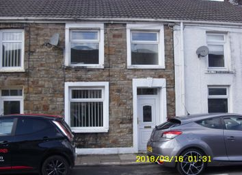 Thumbnail 3 bed terraced house to rent in 154 Bridgend Road, Maesteg, Bridgend.